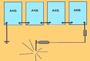 Как сделать сварку из аккумулятора
