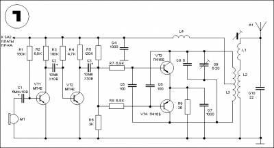 Самодельная радиостанция своими руками DIY QRP трансивер Pixie QRP Kit R4CR